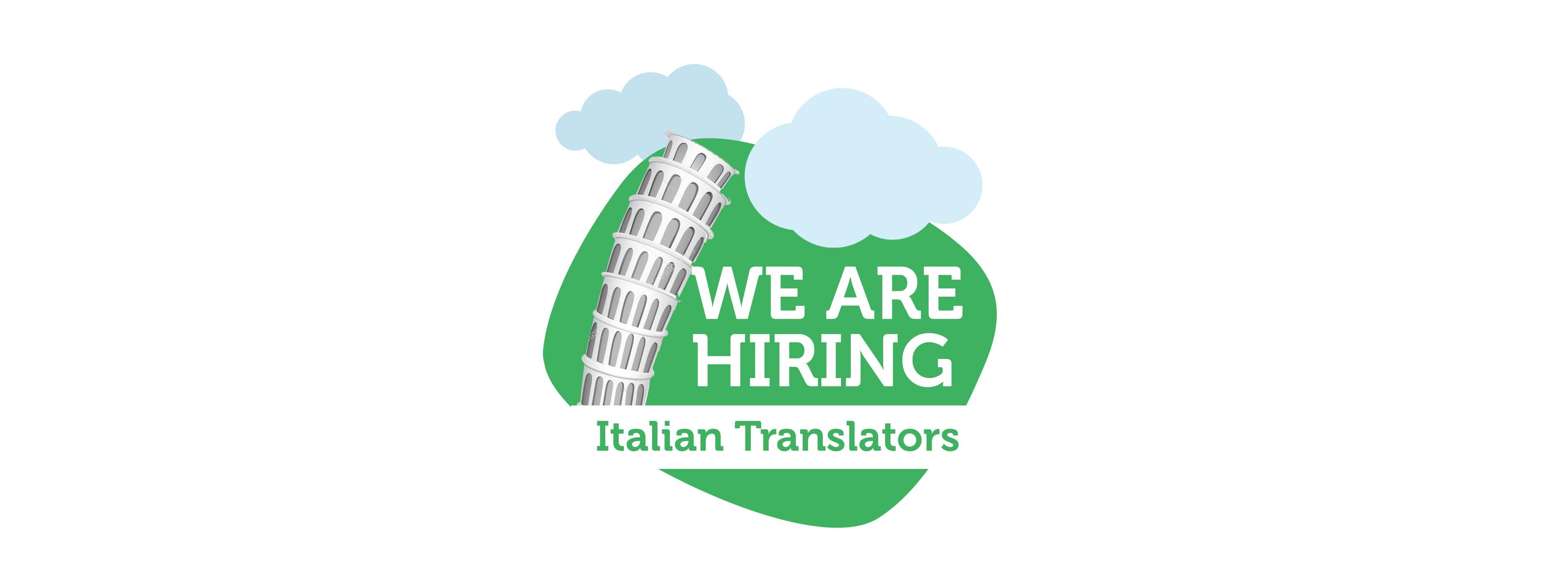 Translator Italian: Italian Translator